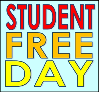 Student Free Day 17th October 2016