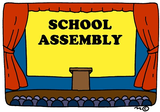Whole School Assembly 2pm